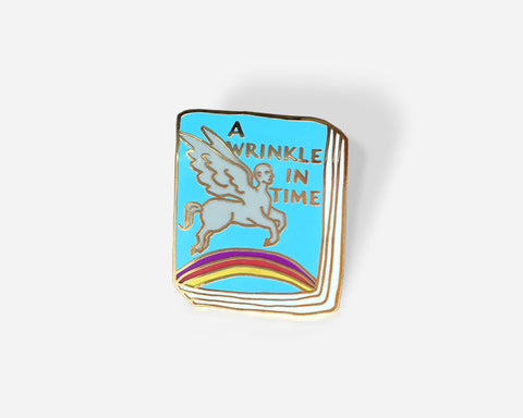 Book Pin: A Wrinkle in Time