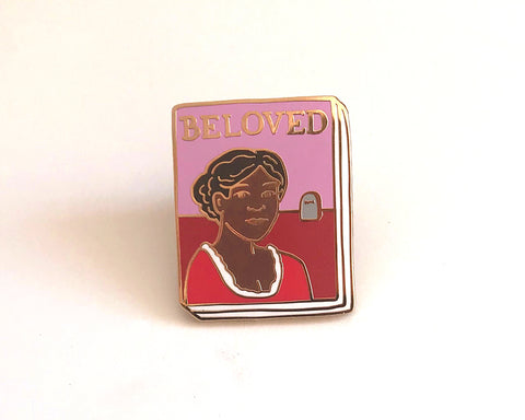 Book Pin: Beloved