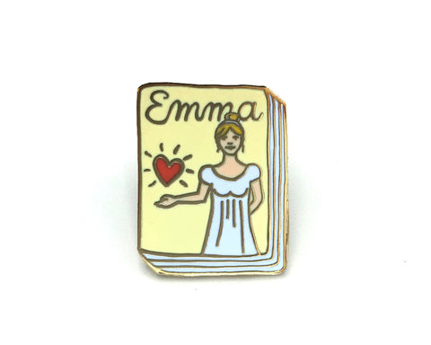 Book Pin: Emma