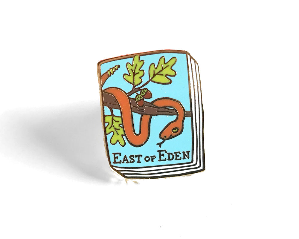 Book Pin: East of Eden
