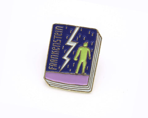 Book Pin: Frankenstein