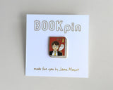 Book Pin: HP #1