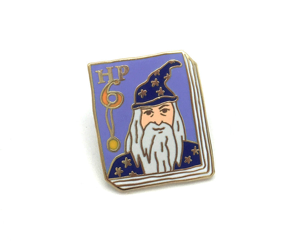 Book Pin: HP #6