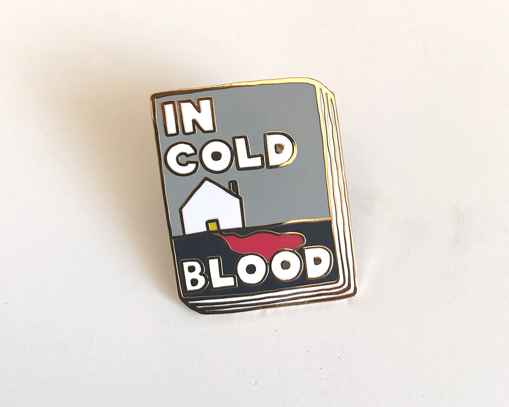 Book Pin: In Cold Blood
