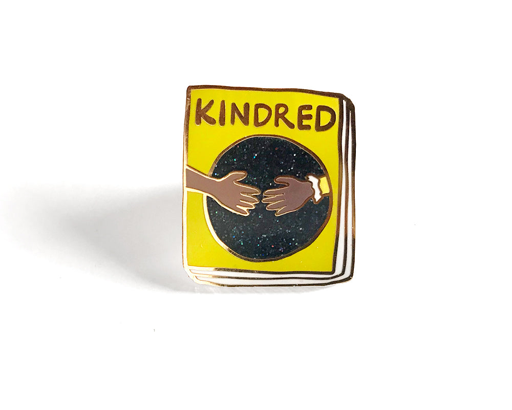 Book Pin: Kindred