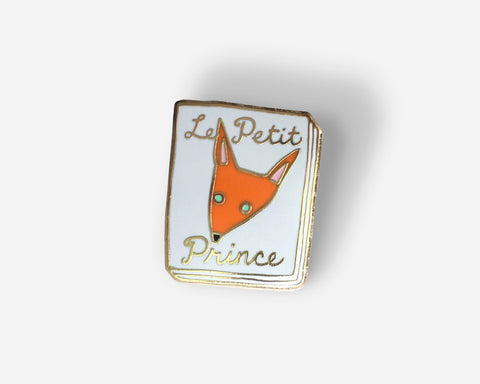 Book Pin: Le Petit Prince