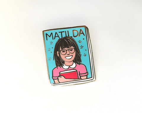 Book Pin: Matilda