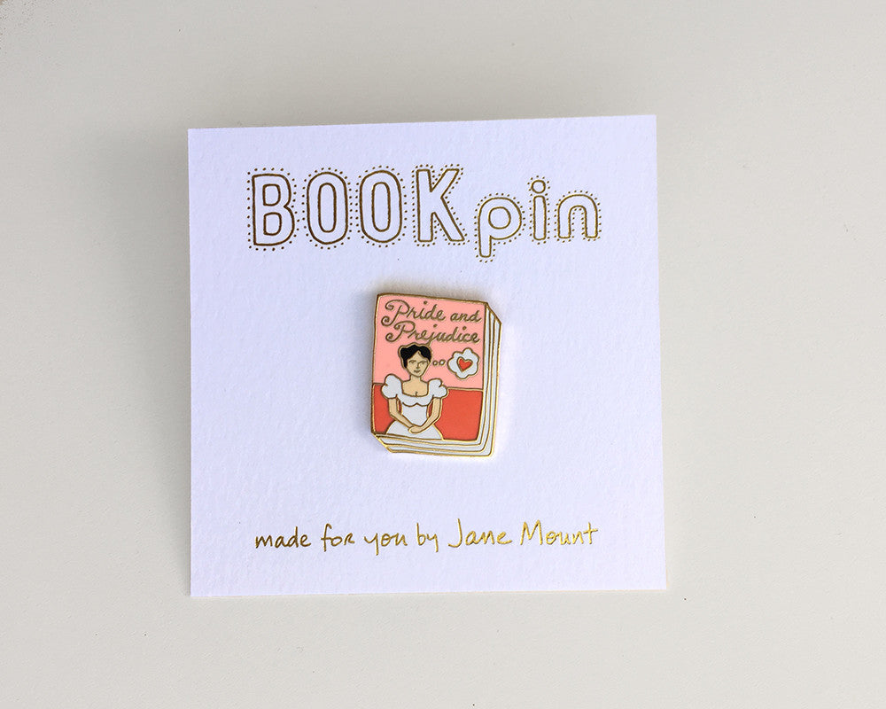 book pin pride and prejudice ideal bookshelf book pin pride and prejudice