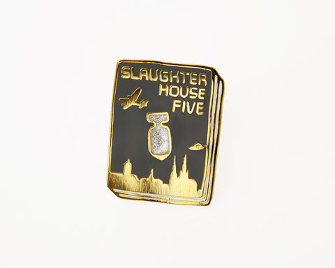Book Pin: Slaughterhouse-Five