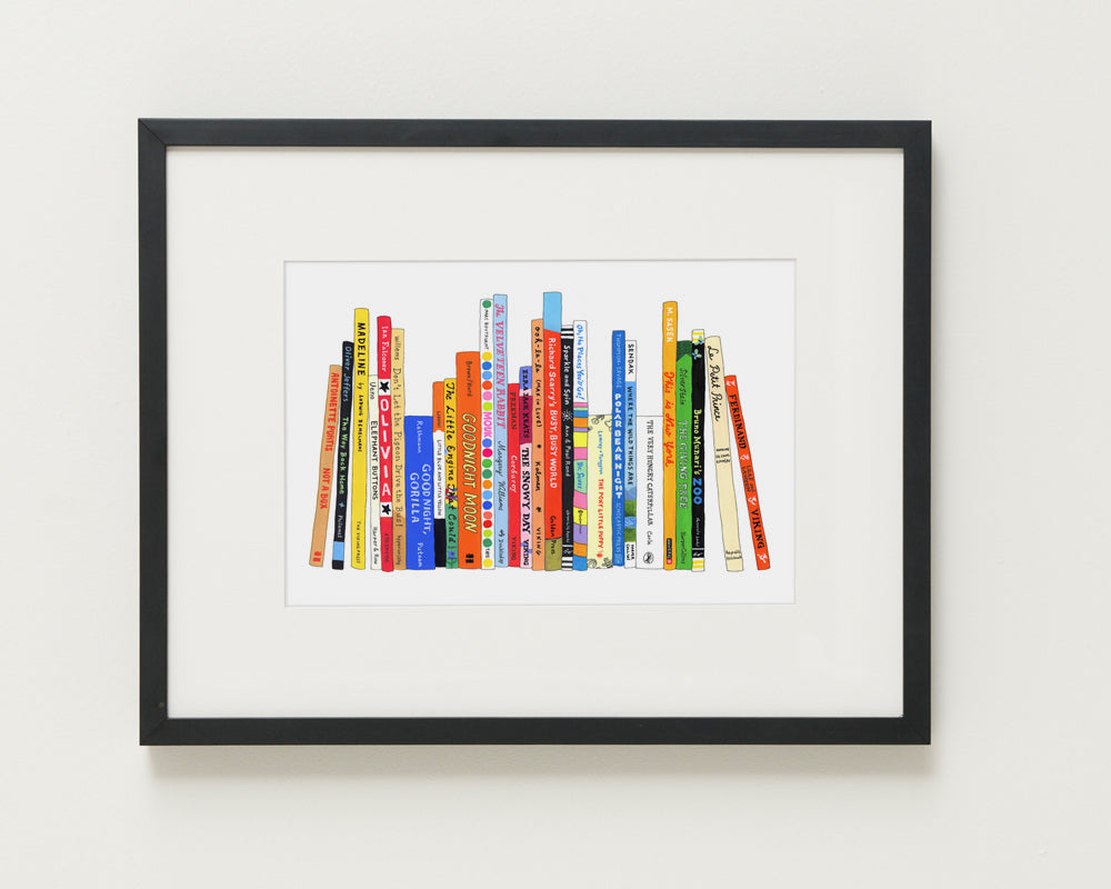 Ideal Bookshelf 488 Kids