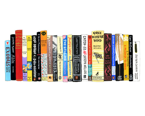 Ideal Bookshelf 161: NPG