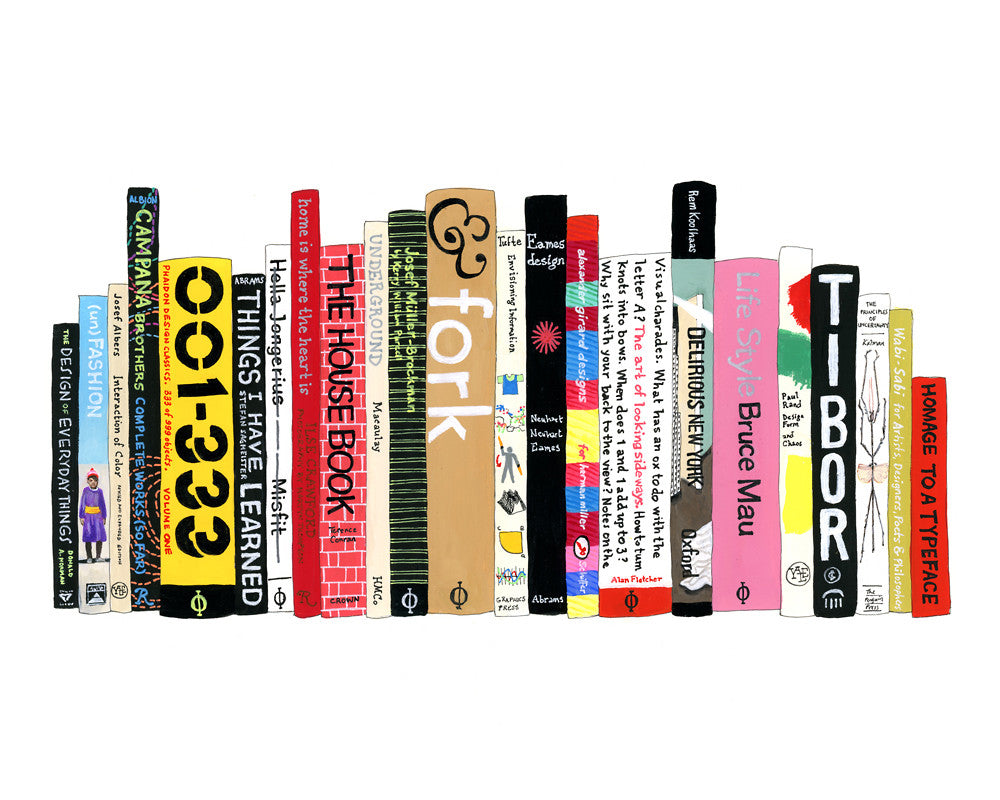 Ideal Bookshelf 275: Design
