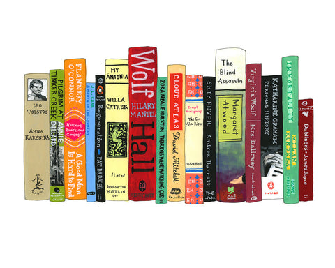 Ideal Bookshelf 500: Book Club