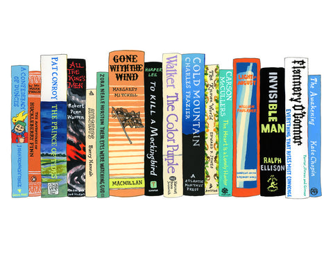 Ideal Bookshelf 771: Southern Lit