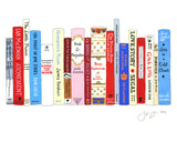 Greeting Cards - Ideal Bookshelf 955: Love