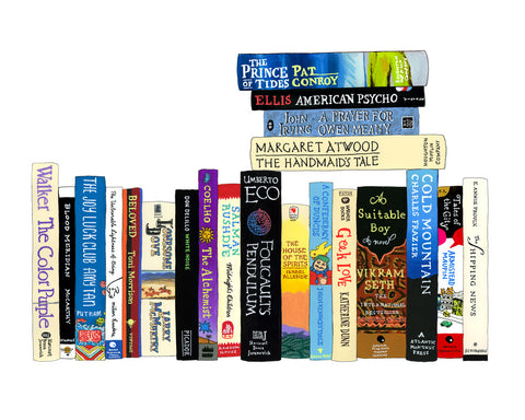 Ideal Bookshelf 965: Novels 1978-1997