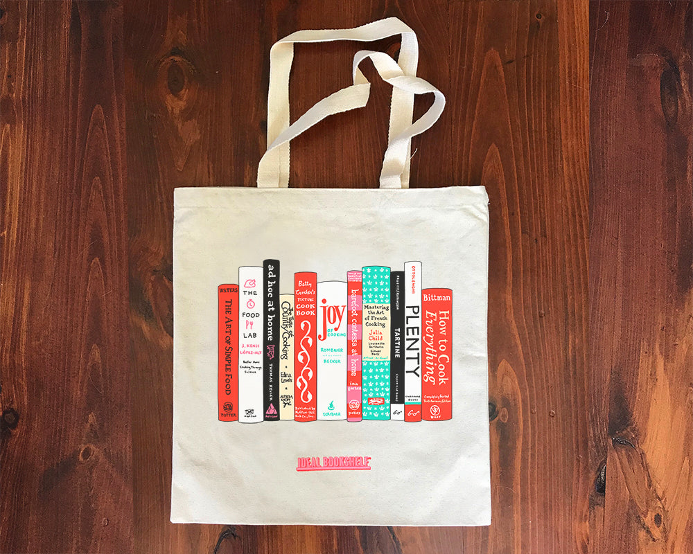 Tote Bag: Classic Cookbooks