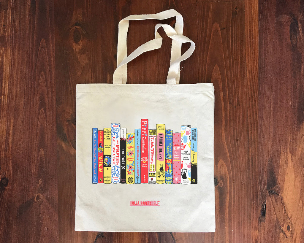 Tote Bag: Girls Stars