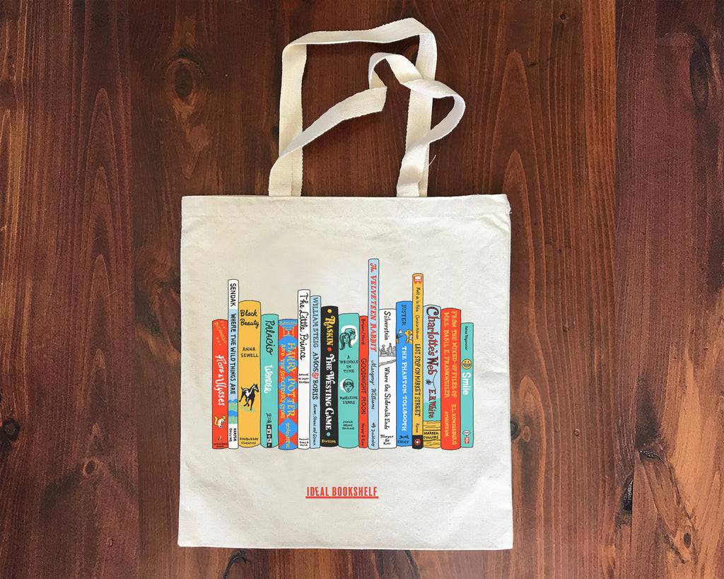 Tote Bag: Kids & Tweens
