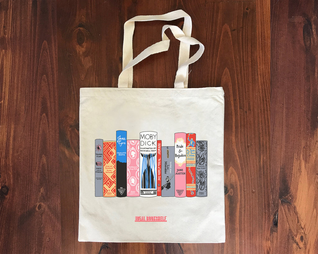 Tote Bag: Novels of the 1800s