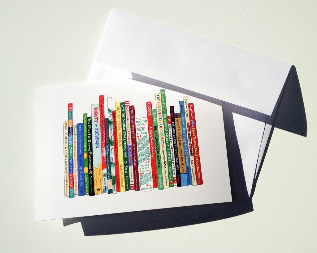 Greeting Cards - Ideal Bookshelf 503: Xmas