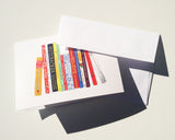 Greeting Card 8-Pack - Ideal Bookshelf 498: Christmas
