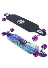 "Karnage 38"" Cutout Drop Through Longboard"