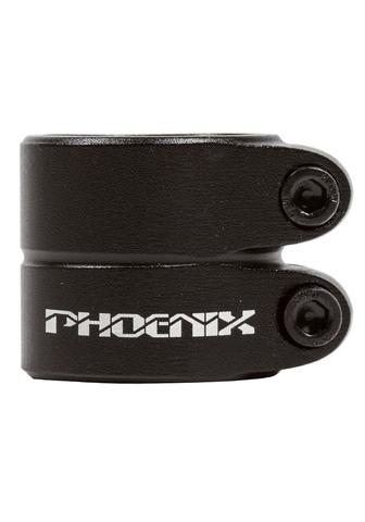 Phoenix Smooth Double Clamp
