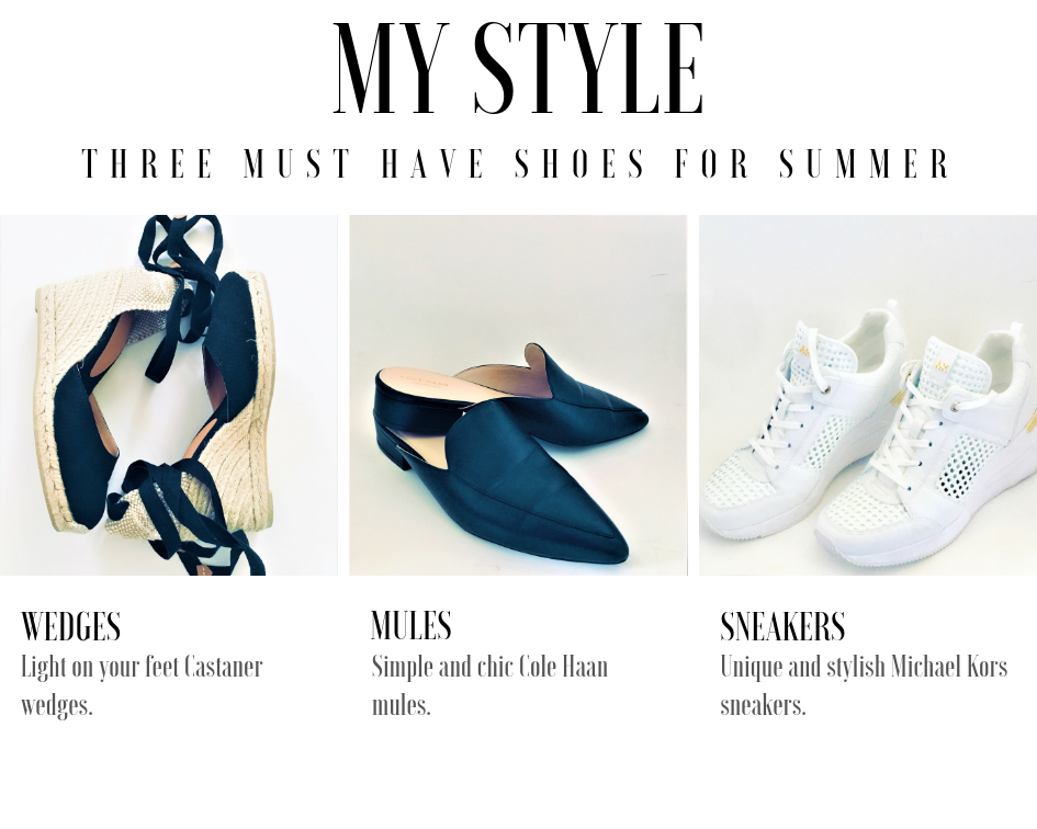 limited guantity sale online newest Three Must Have Shoes for Summer 2019! – BClanBeauty