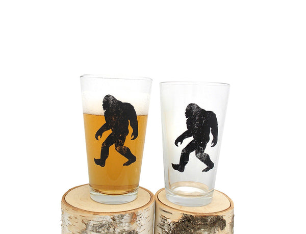 Bigfoot Beer Glasses