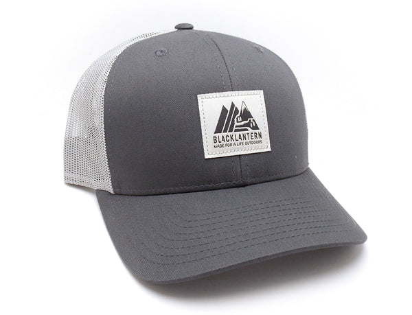 Trucker Hat - Retro Mountain Patch