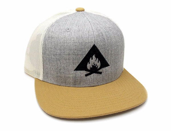 Bonfire Three Tone Hat