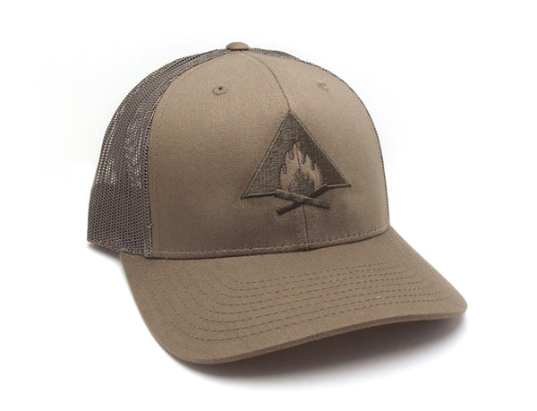 Bonfire Trucker Hat