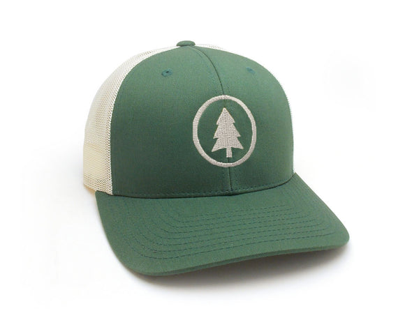 Classic Forest Trucker Hat