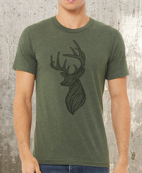 Men's Deer T-Shirt