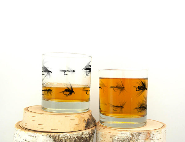 Fly Fishing Rock Glasses