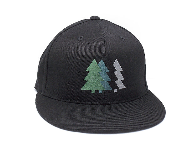 Retro Tree Hat