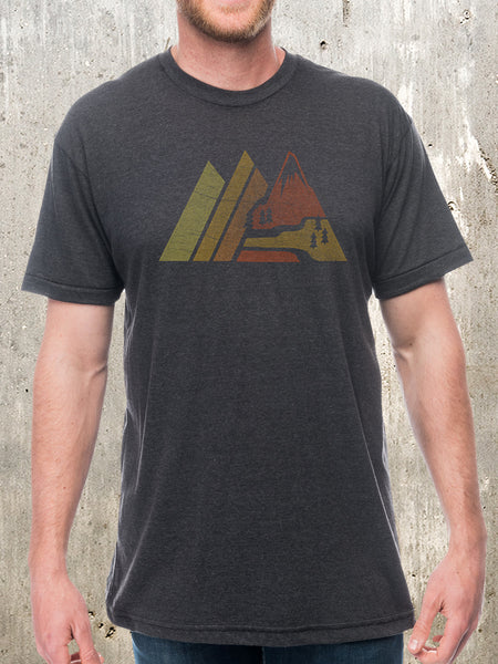 Retro Mountain T-Shirt
