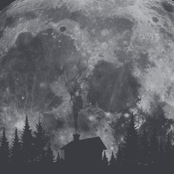Cabin and Moon T-Shirt