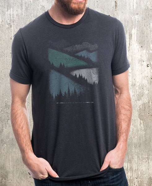 Men's Mountain Roads T-Shirt