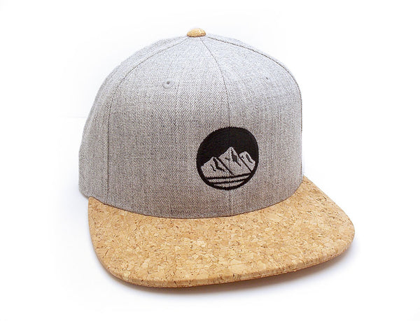 Cork Bill Hat - Classic Mountain