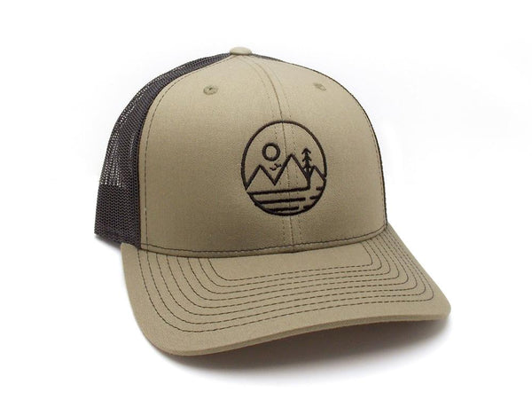 Mountain Circle Trucker S/M Fitted | SALE | Limited Quantity!