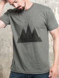 Mountains & Maps Men's T-Shirt