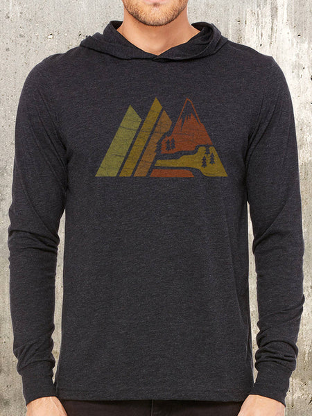 Men's Retro Mountain Pullover