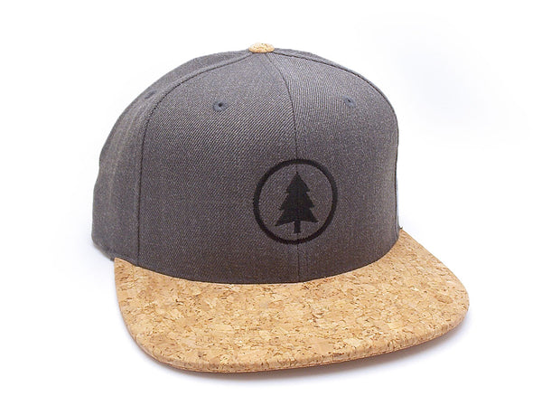 Cork Bill Hat - Classic Tree