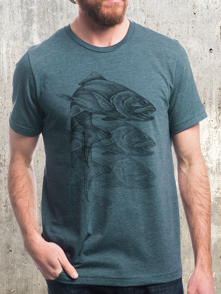 Men's Trout Fade T-Shirt