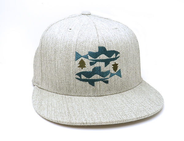 Trout and Trees Hat