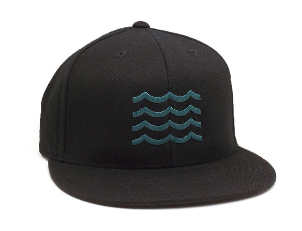 Water & Waves Hat