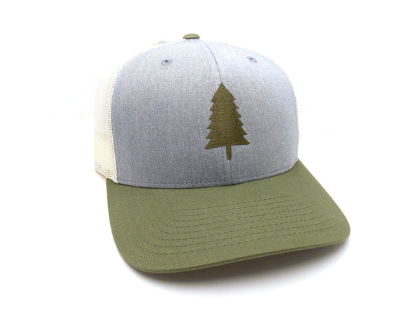 Wilderness Area Mesh Back Trucker Hat