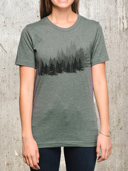 Women's Forest Layers T-Shirt